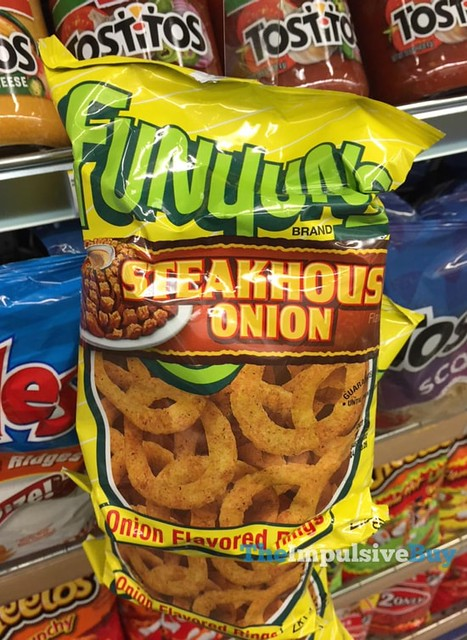 Funyuns Steakhouse Onion