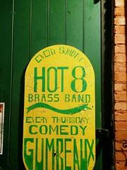1969 Hot 8 Brass Band