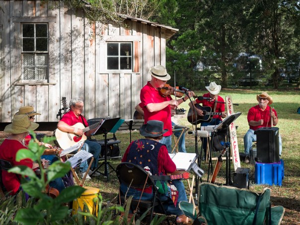 Skeeter Creek band