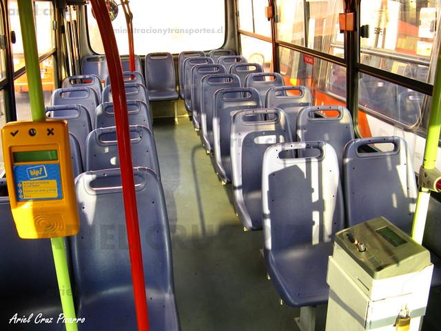 Transantiago - Redbus Urbano - Neobus Thunder / Agrale (VX1544) (20)