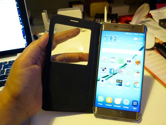 Samsung edge+