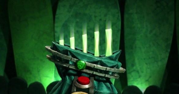 Armikrog - Green Puzzle