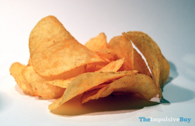 Lay's Do Us a Flavor Butter Chicken Potato Chips (Canada) 2