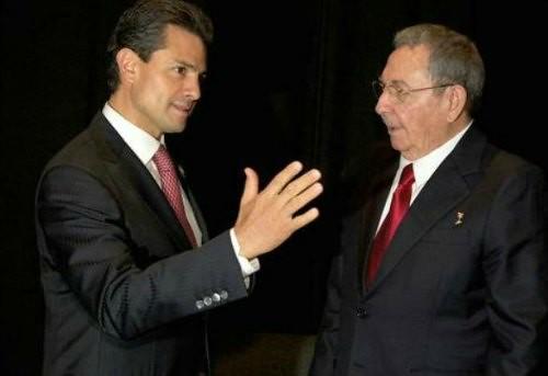 Cuba y México abordarán tema migratorio en visita de Raúl Castro