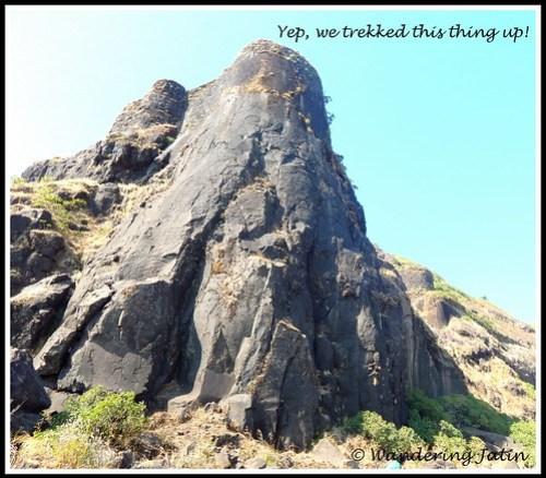 Hiking Torna Fort