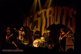 The Struts @ Imperial - November 9th 2016