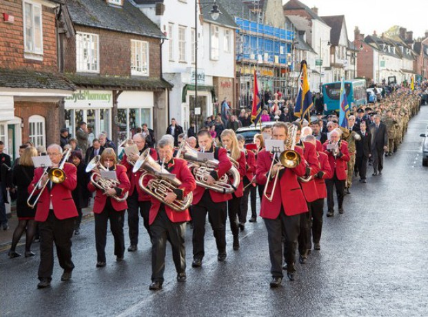 2014 – Cranbrook Remembrance Parade