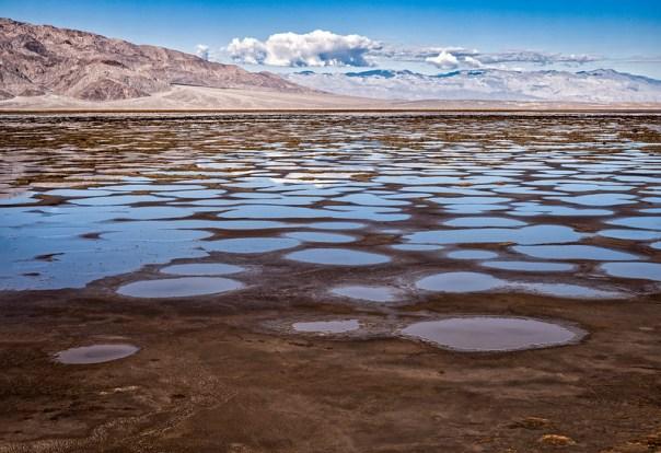 Desert rain water