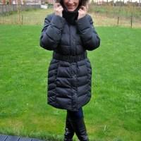 Fashion: Down jacket