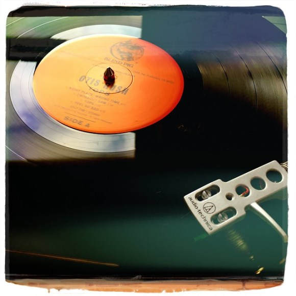 Otis Rush - Blind Pig records