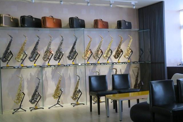 台中市后里區張連昌薩克斯風博物館 (31)