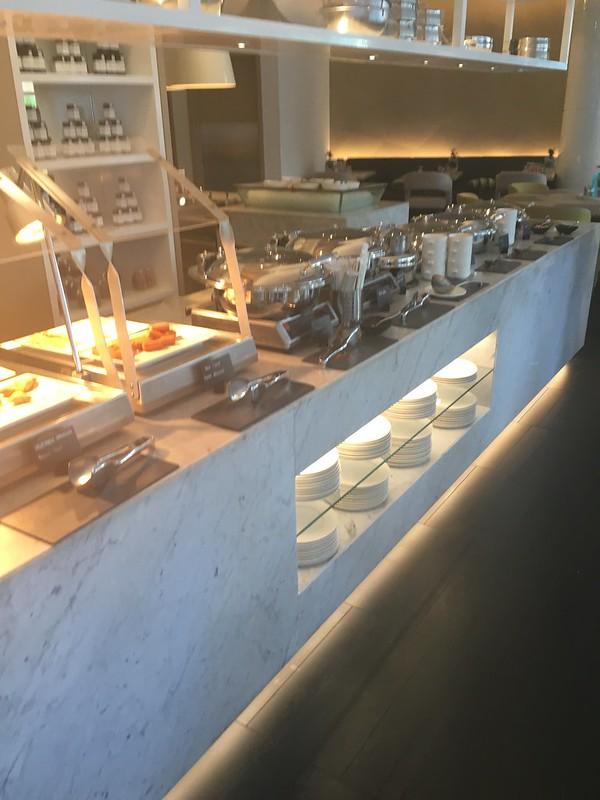 Petit Déjeuner - Royal Meridien Abu Dhabi