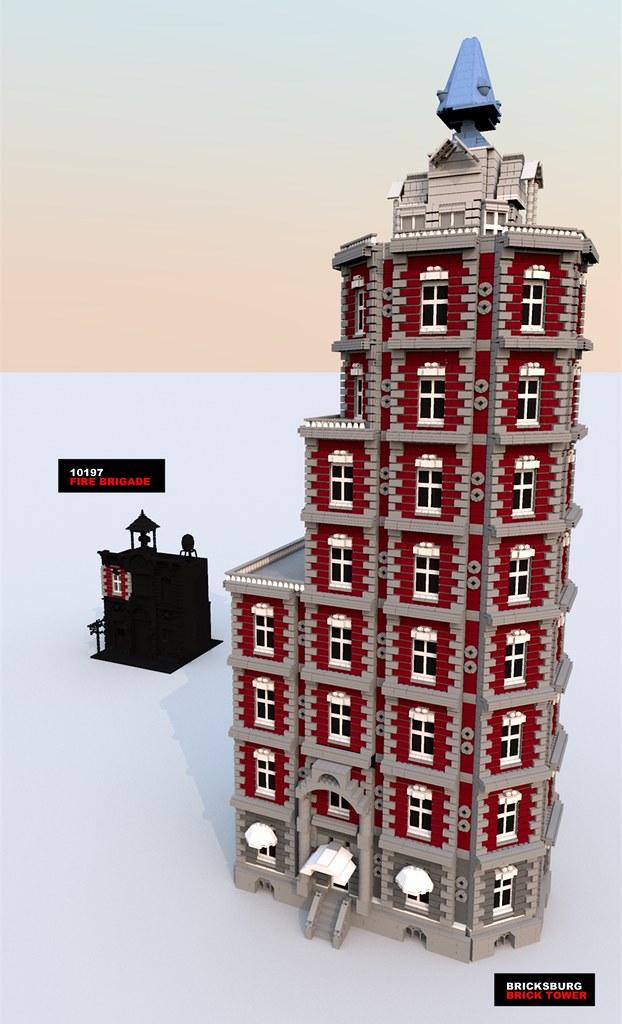 Assembling Bricksburg Lego Town Eurobricks Forums