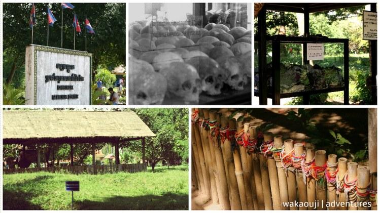 Cambodia Choeung Ek