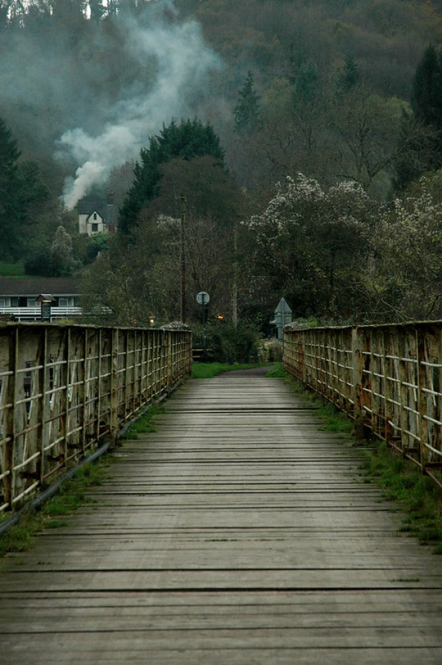 Tintern Bridge