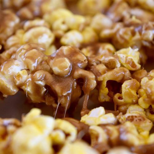 butterscotch caramel corn