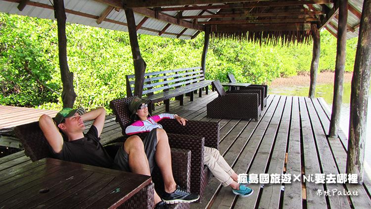 98日暉國際度假村紅樹林步道