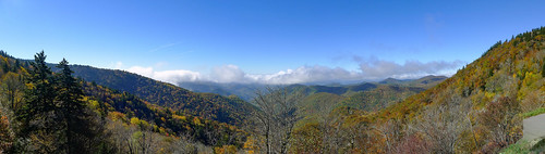 Blue Ridge Parkway in Autumn-75