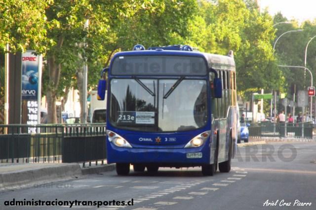 Transantiago - Subus Chile - Marcopolo Gran Viale / Volvo (BJFK56) (7378)