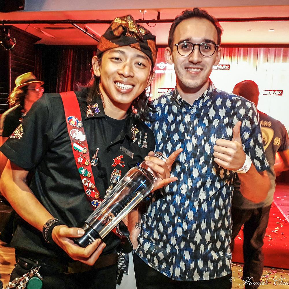 Hard Rock Cafe Singapore BARocker 2016-3
