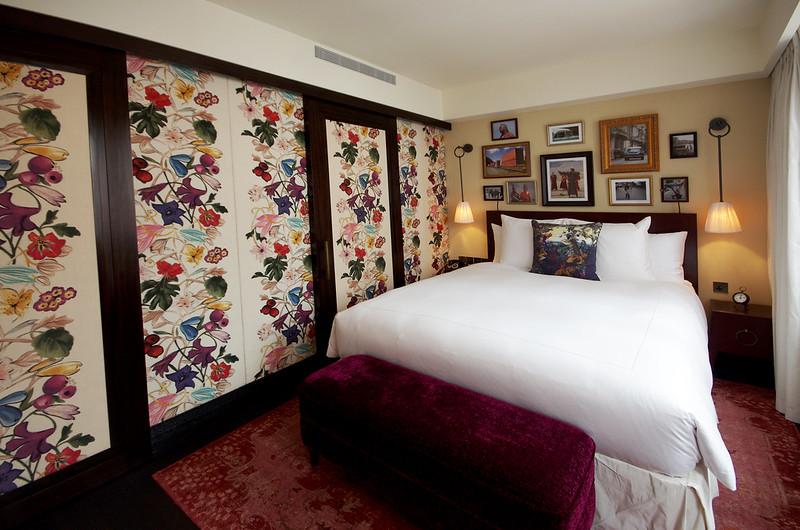 superior room - hotel vagabond singapore