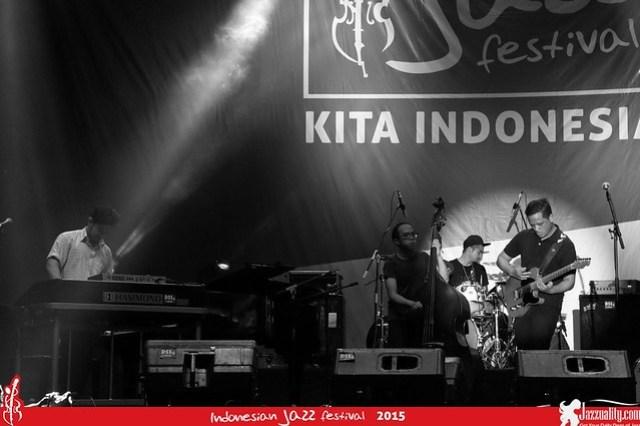Indonesian Jazz Festival 2015 - Tomorrow People Ensemble(1)