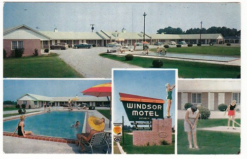 Windsor Hotel Summerton front