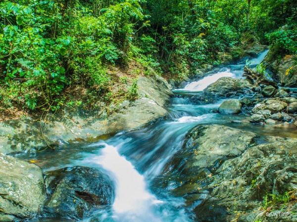 Natural Water Slide, Taveuni, Fiji