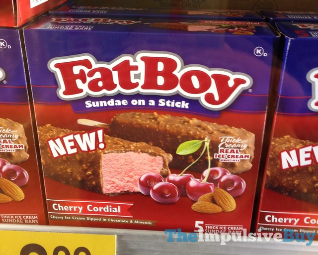 Fatboy Sundae of a Stick Cherry Cordial