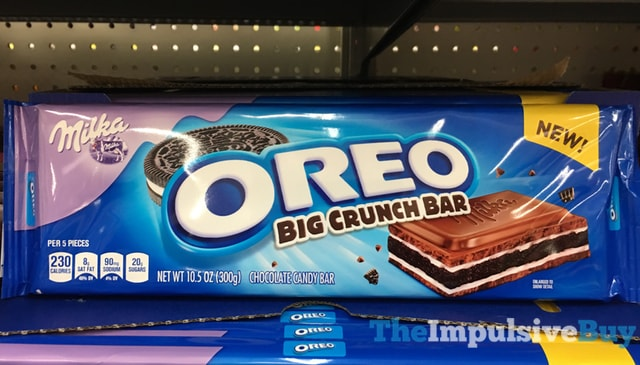 Milka Oreo Big Crunch Bar