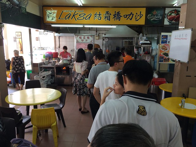 Sungei Road Laksa