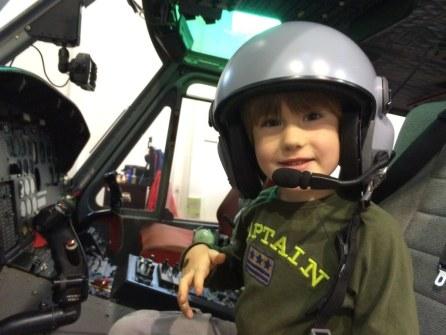 Pilot Elijah