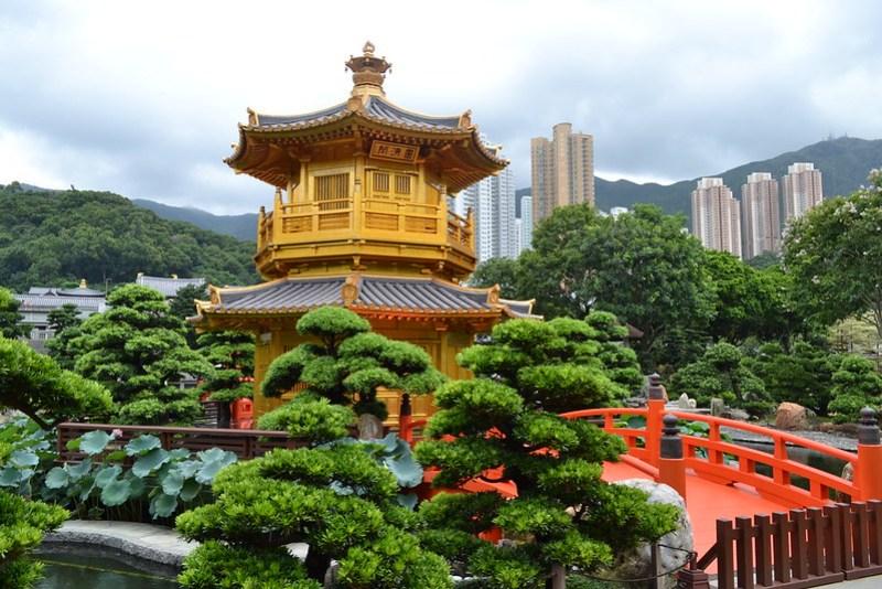 Nan Lian Gaden - Hong Kong