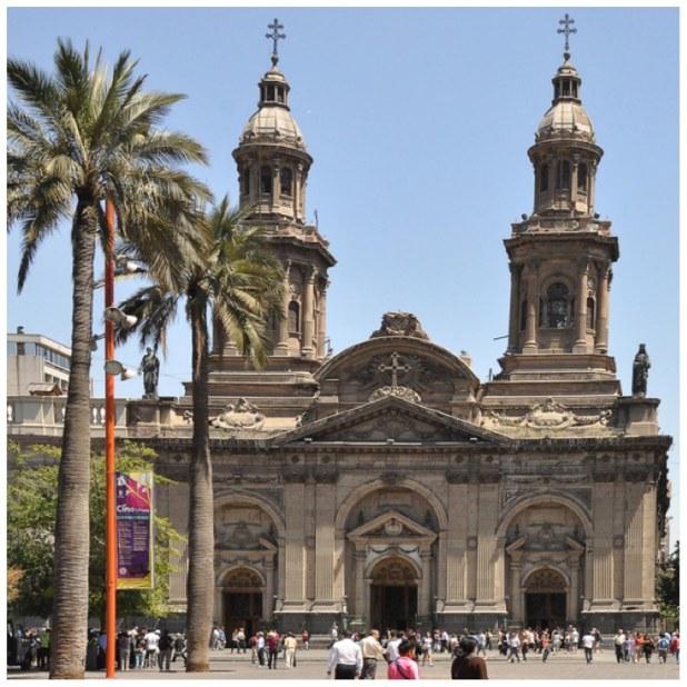 Catedral Santiago Chile