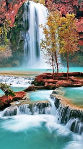 wallpaper-full-hd-1080-x-1920-smartphone-amazing-waterfall