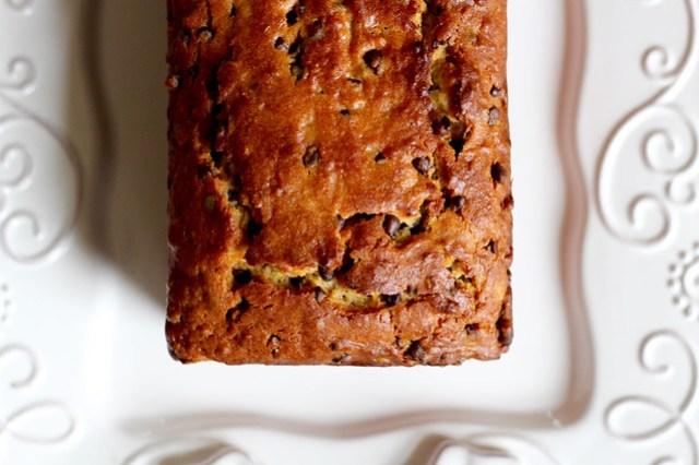 Cannoli Pound Cake - 19