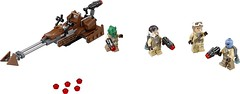 75133 Rebel Alliance Battle Pack 2