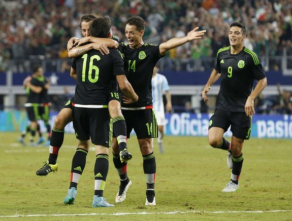 'Tri' anuncia lista preliminar para el México-EU