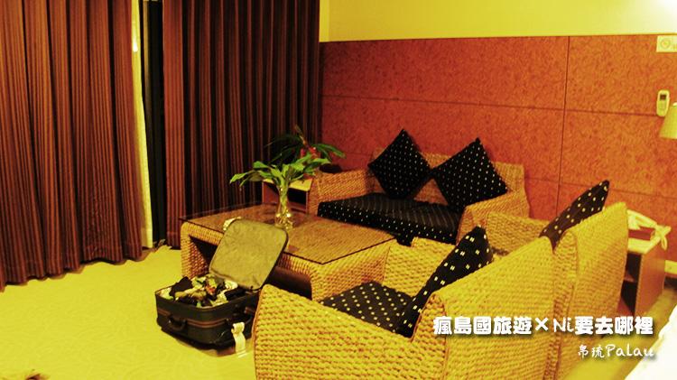 05百悅飯店房內