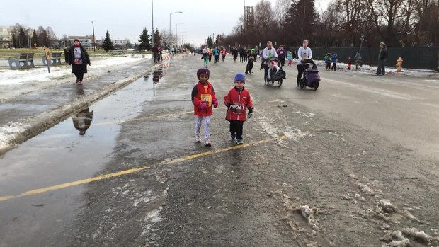 Anchorage Turkey Trot 2015