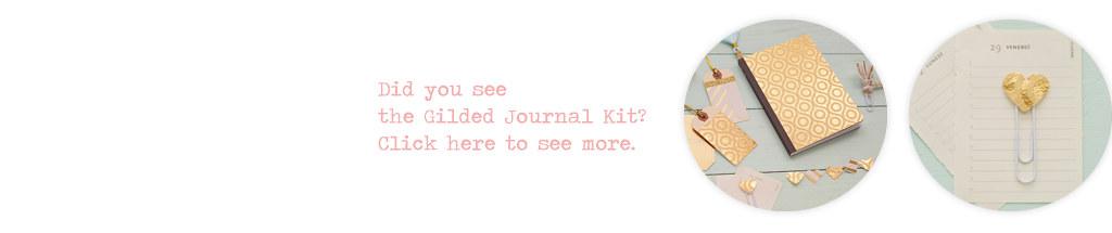 Gilded Journal