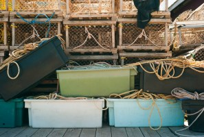 Fishing Traps and Supplies in North Rustico