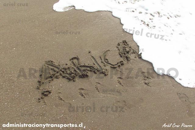Arica - Playa Chinchorro