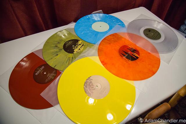 Bright Eyes The Studio Albums 2000-2011 VINYL Box Set