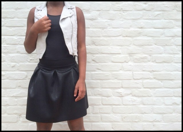neoprene skirt (full)