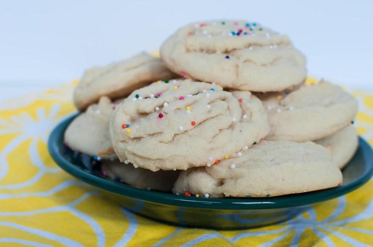 Amish Sugar Cookies 5