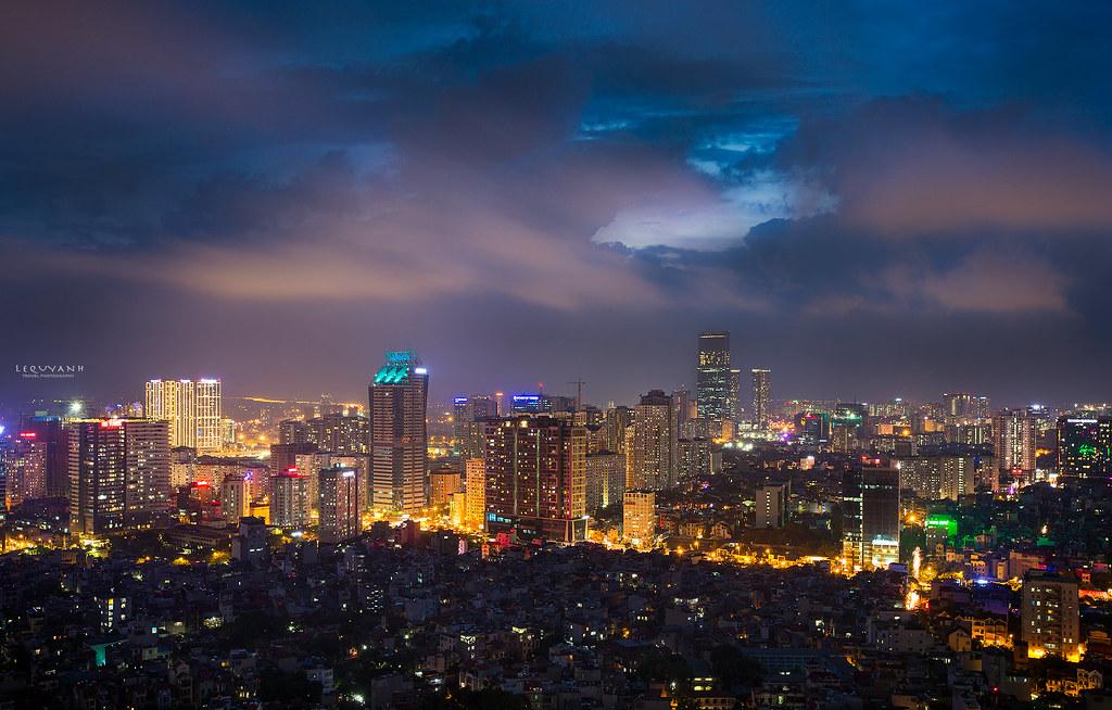 Porn clouds in Hanoi