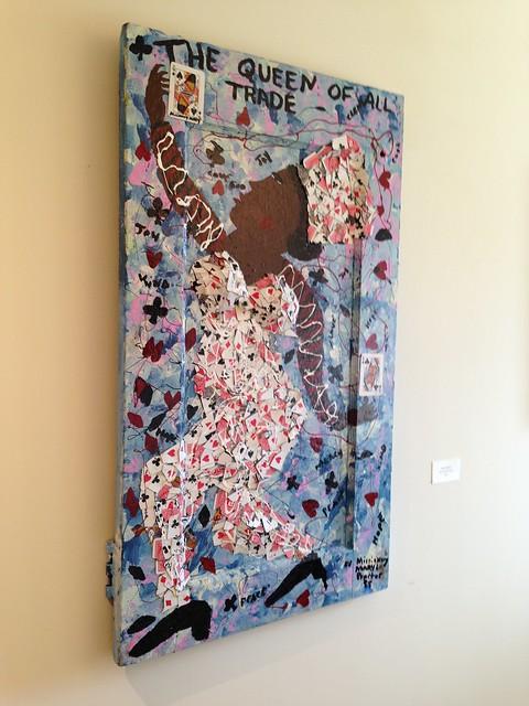 Missionary Mary Proctor, Main Street Gallery, Clayton GA
