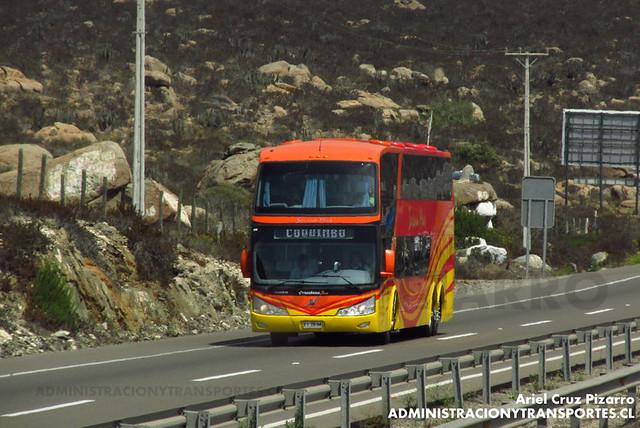 Serena Mar - Norte de Chile - Modasa Zeus / Volvo (FYTR94)