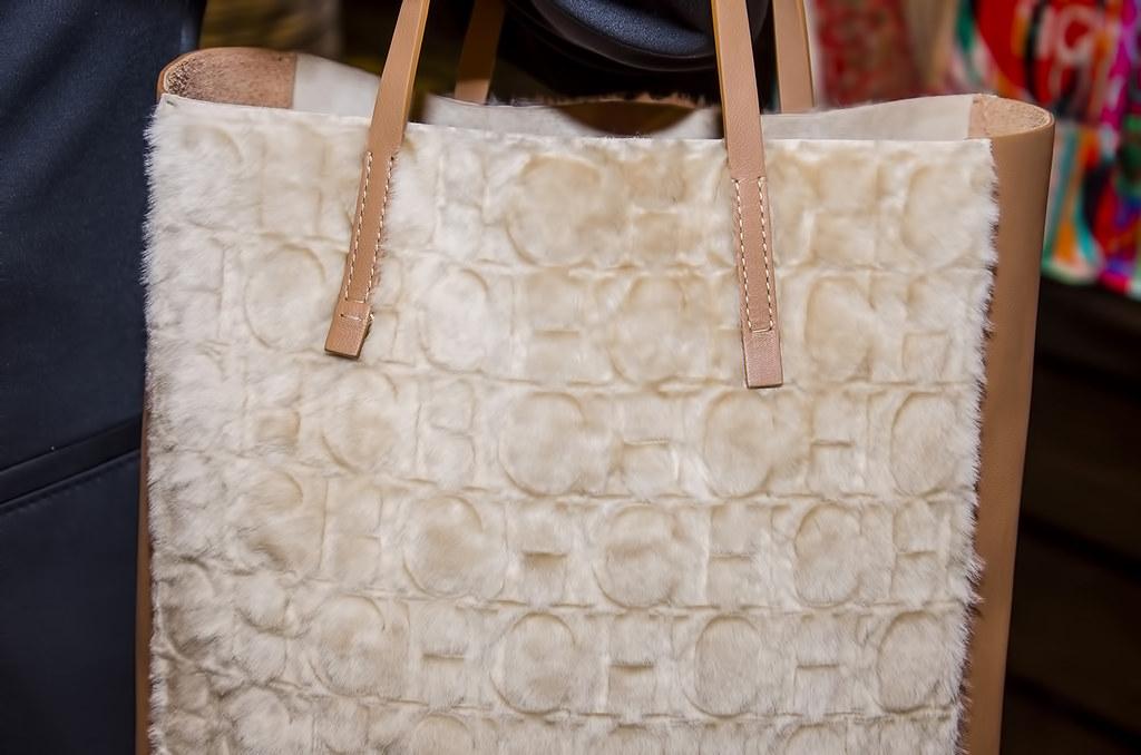 Carolina Herrera Shopping Bag